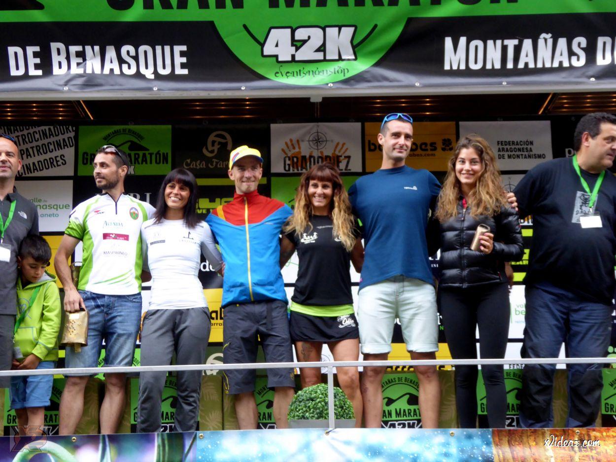 P1260702 - Prensa sobre la 1ª Gran Maratón Montañas de Benasque