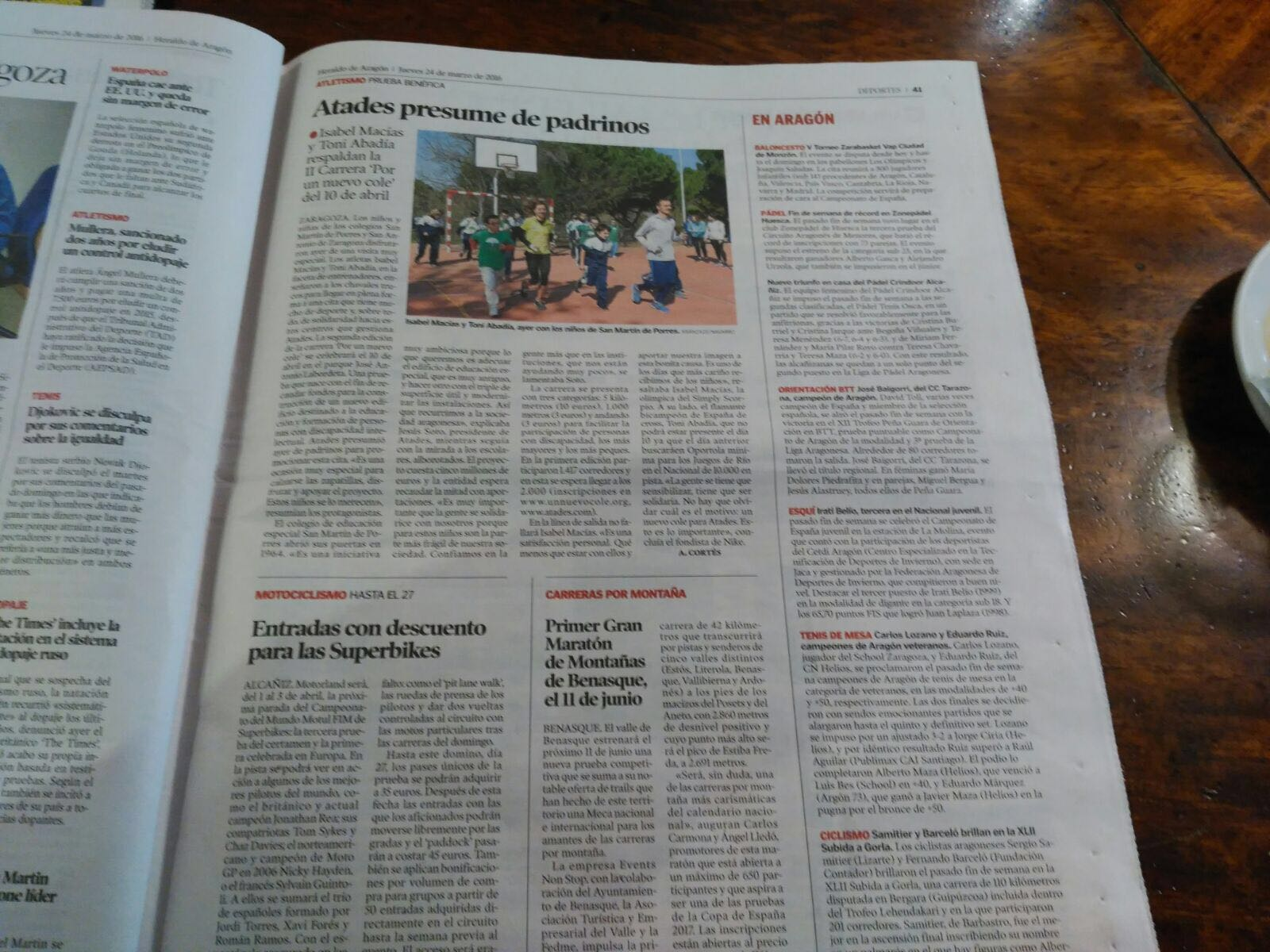 IMG 20160324 WA0007 - Radio y Prensa