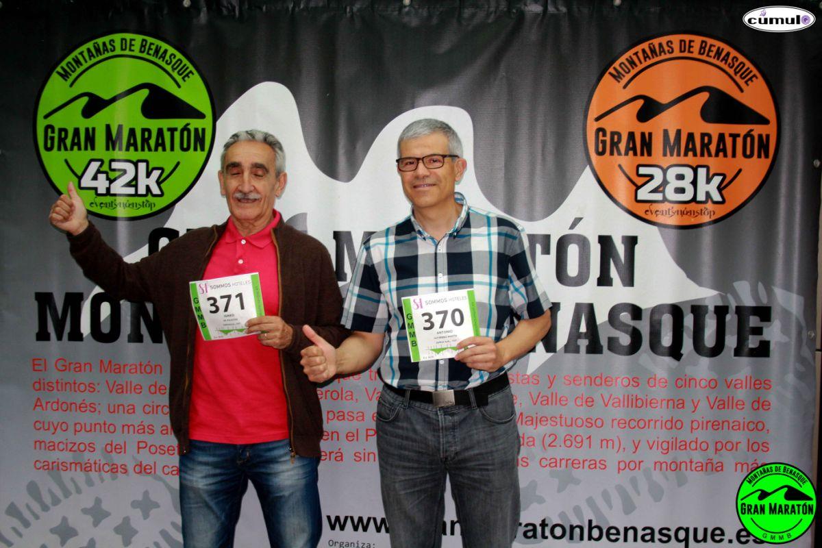 PATROS VIERNES 73 - Día anterior al GMMB